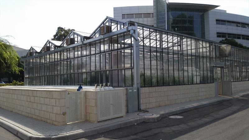 State of the art research Greenhouse
